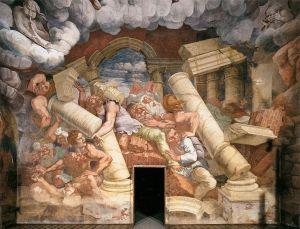 Giulio Romano, Palazzo Te Mantova
